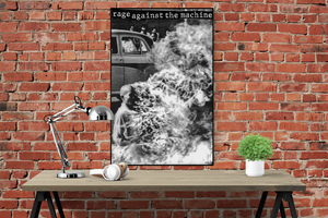 Rage Against the Machine - Poster - egoamo.co.za