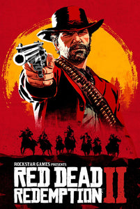 Red Dead Redemption 2 - Poster - egoamo.co.za