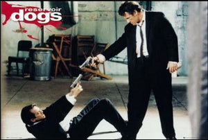 Reservoir Dogs - Movie Poster - egoamo.co.za