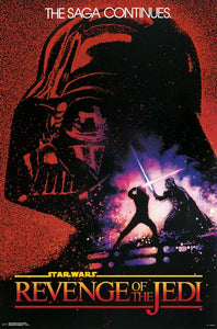 Star Wars - Revenge of the Jedi - Poster - egoamo.co.za