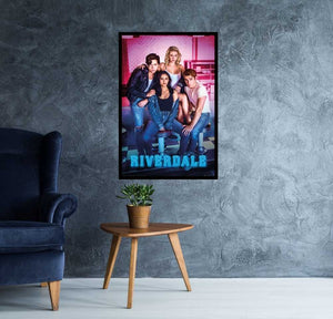 Riverdale Characters Poster Mock up egoamo.co.za Posters