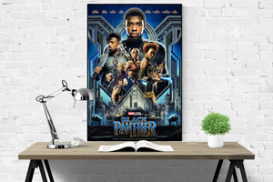 Black Panther - Official Movie Poster - egoamo.co.za
