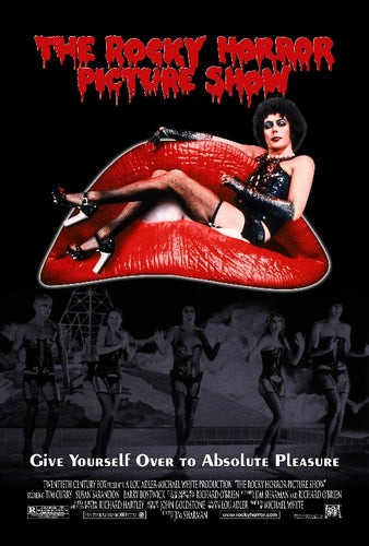 The Rocky Horror Picture Show Movie Poster - egoamo posters
