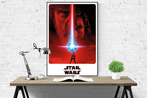 Star Wars - The Last Jedi (Teaser) - Poster - egoamo.co.za
