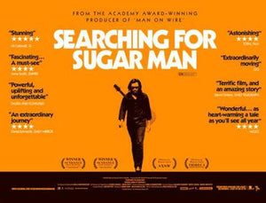 Searching for Sugar Man - One Sheet Reprint Collectible Poster - egoamo.co.za