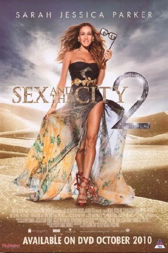 Sex and the City 2 (2010) - Laminated, Mounted and Framed Poster - egoamo.co.za