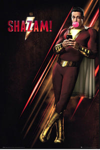 Shazam! Movie Poster - egoamo.co.za