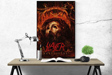 Slayer Repentless Poster