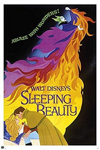 Disney's Sleeping Beauty Poster - egoamo.co.za