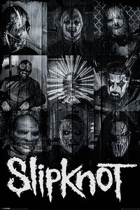 Slipknot Poster - egoamo.co.za