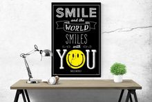 Smile World - Poster - egoamo.co.za