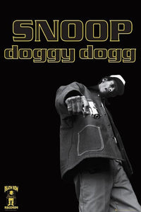 Snoop Dogg Pistol Poster - egoamo.co.za