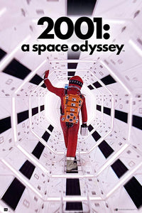 2001: A Space Odyssey Spaceship Poster - egoamo.co.za