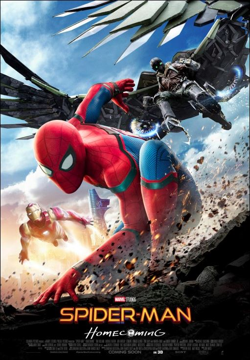 Spider-Man: Homecoming Poster - egoamo.co.za