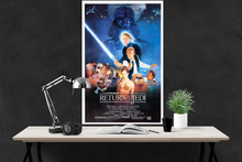 Star Wars - Return of the Jedi Poster - egoamo.co.za