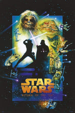 Star Wars - Return Of The Jedi Retro Collection Poster - Egoamo.co.za Posters.jpg