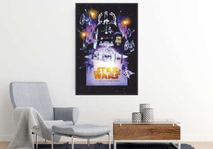 Star Wars - The Empire Strikes Back Retro Collection Poster - Egoamo.co.za Posters