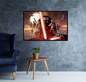 Star Wars Episode 7 The Force Awakens Poster - Egoamo.co.za Posters South Africa Movie Posters