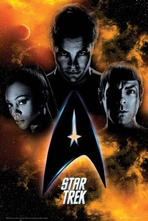 Star Trek - Collectible Movie Poster - egoamo.co.za