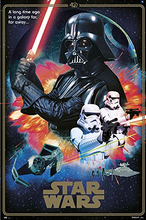 Star Wars 40th Anniversary - The Dark Side Poster - egoamo.co.za