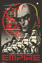 Star Wars Rebels - Long Live the Galactic Empire - Poster - egoamo.co.za