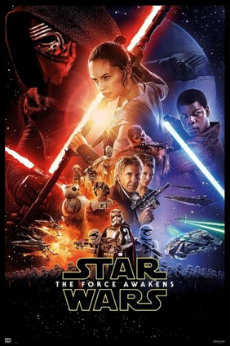 Star Wars The Force Awakens Poster - egoamo.co.za
