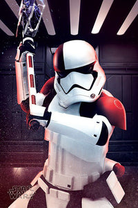 Star Wars - The Last Jedi - Executioner Trooper - Poster