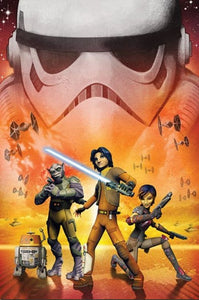 Star Wars - Rebels - Poster