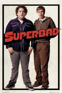Superbad - Collectible Movie Poster - egoamo.co.za