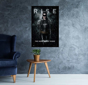 The Dark Knight Rises - Catwoman Poster - egoamo.co.za