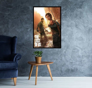The Last Of Us 1 Poster Mock Up - egoamo.co.za posters