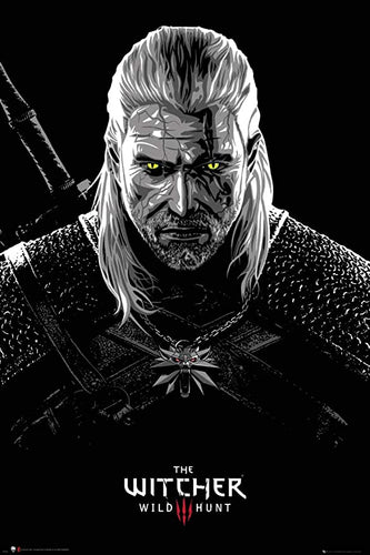The Witcher 3 Wild Hunt Poison Poster egoamo.co.za posters