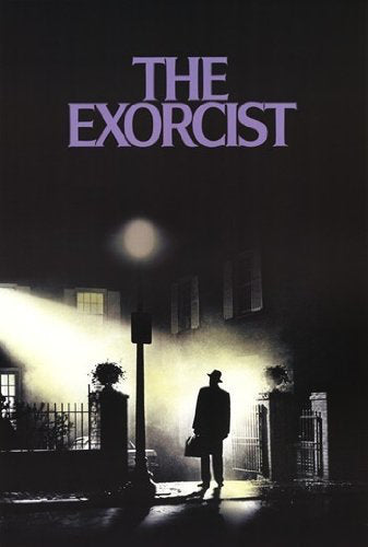 The Exorcist Poster - egoamo.co.za