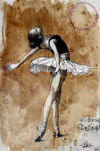 Loui Jover - The Finest Moment Art Print - egoamo.co.za