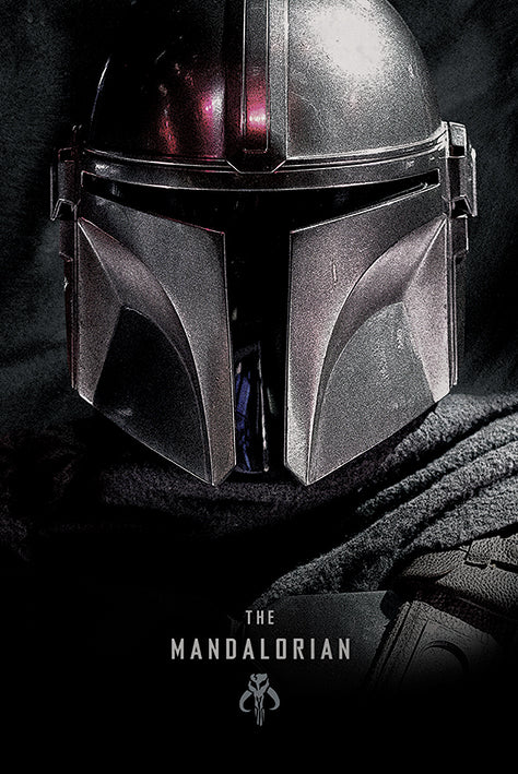 Star Wars: The Mandalorian Poster - egoamo.co.za