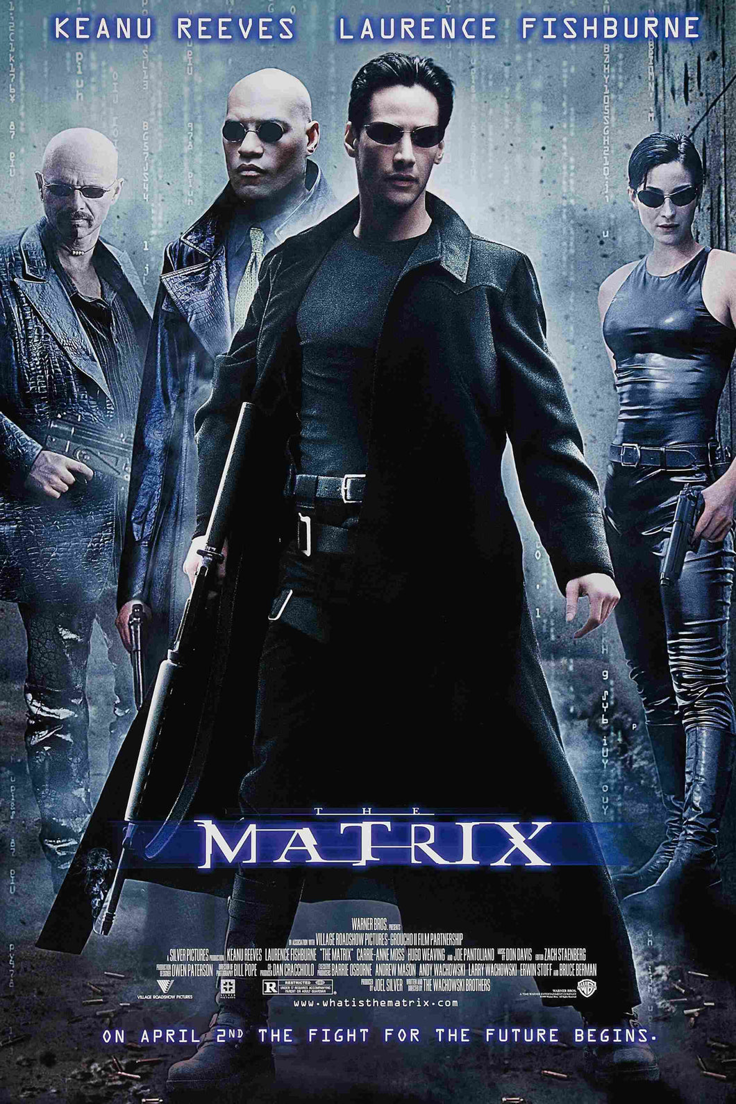The Matrix Poster - egoamo.co.za