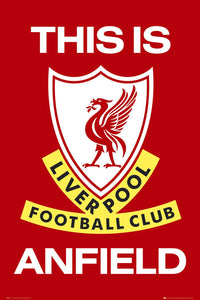 Liverpool FC - This is Anfield Poster - egoamo.co.za