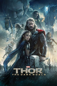 Thor: The Dark World - Collectable Movie Poster - egoamo.co.za