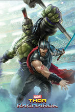 Thor & Hulk - Ragnarok Teaser Collectible Poster - egoamo.co.za