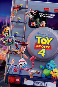 Disney's Toy Story 4 Poster - egoamo.co.za