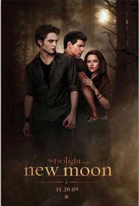 Twilight - New Moon - Collectible Movie Poster - egoamo.co.za