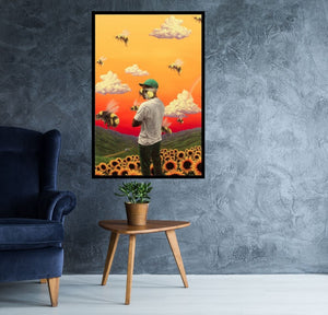 Tyler the Creator - Flower Boy Poster - egoamo.co.za