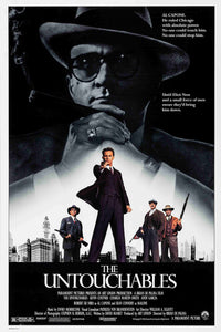 The Untouchables Poster - egoamo.co.za