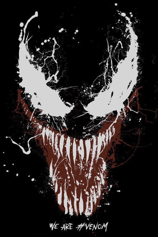 We Are #Venom Movie Poster - egoamo.co.za