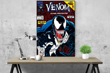 Venom Comic (Lethal Protector Part 1) Poster - egoamo.co.za