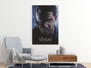 Venom - Original Cinema One Sheet Double Sided Collectible Poster - egoamo.co.za