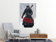 "War for the Planet of the Apes -  Original ""Coming Soon"" One Sheet Double Sided Cinema Collectible Poster - egoamo.co.za"