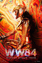 Wonder Woman - WW84 Rainbow Armor Poster egoamo.co.za posters