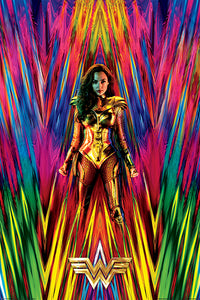 Wonder Woman - WW 1984 Poster - egoamo.co.za