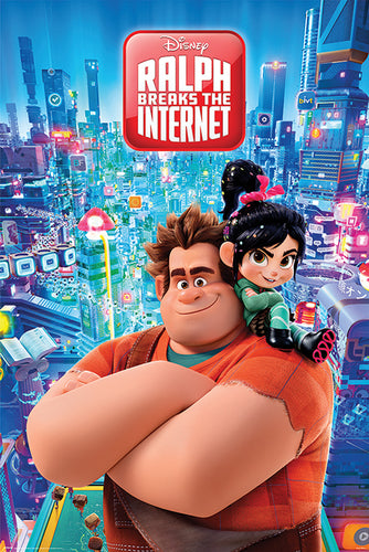 Disney's Ralph Breaks the Internet - Poster - egoamo.co.za